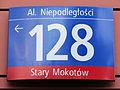 128, Aleja Niepodległości in Warsaw - 01.jpg