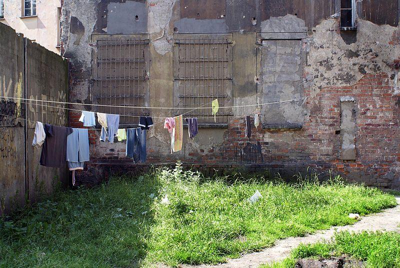 File:1289 Podwórko. Ulica Miernicza. Foto Barbara Maliszewska.jpg