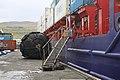 12 Pollux gangway Torshavn 300918.jpg