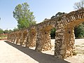 133 Arcades del recinte de la sala Kursaal (Valls), antic aqüeducte.jpg