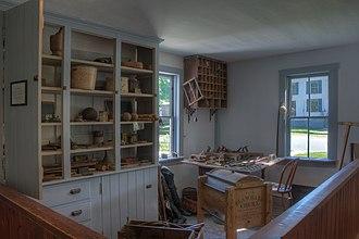 Coolidge Homestead - Image: 15 23 0546 coolidge homestead