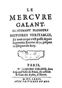 Histoire de Qu (Le Mercure galant) (French Edition)