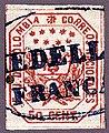 1863 50c red error EU de Colombia Medellin Sc26b Mi21F.jpg