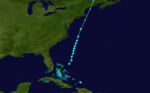 1880 Atlantic tropical storm 11 track.png