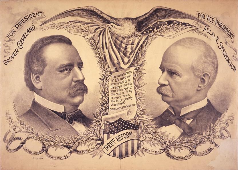 1892ClevelandStevenson