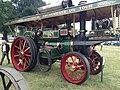 1908 Garrett showman's engine 'British Hero' (16781319408).jpg