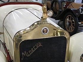 illustration de Minerva (automobile)