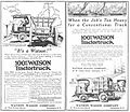 1917 Watson Tractortruck and buttom dumping trailer ad.jpg