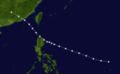1922 Swatow Typhoon track.png