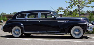 Buick Limited - 1941 Buick Limited Series 90