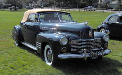 Cadillac Series 62 Convertible (1941)