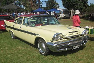 DeSoto Firesweep - Image: 1958 De Soto Firesweep Sedan