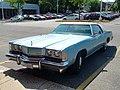 1973 Oldsmobile Toronado Custom, Gaithersburg, Maryland, June 29, 2009.jpg