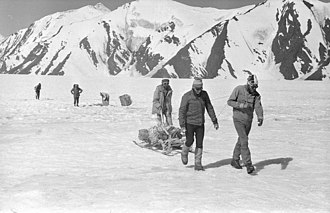 Exploration - The 1982 expedition in the Pamir Mountains to Tartu Ülikool 350 and Mt. J. F. Parrot.