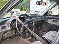 1990 Honda Civic DX interior.JPG