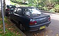 1992 Daihatsu Applause (A101) Ri liftback (2012-01-20) 02.jpg