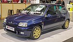 1994 Renault Clio William Front.jpg