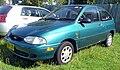 1997 Ford Festiva (WD) Trio S 3-door hatchback (2009-11-14).jpg