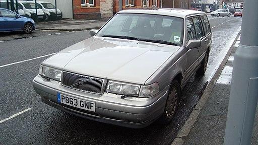 1997 Volvo V90 (12467984223)