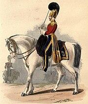 1st Royal Dragoons uniform