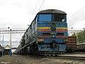 2ТЭ10М-0462, Россия, Новосибирская область, станция Инская (Trainpix 175665).jpg
