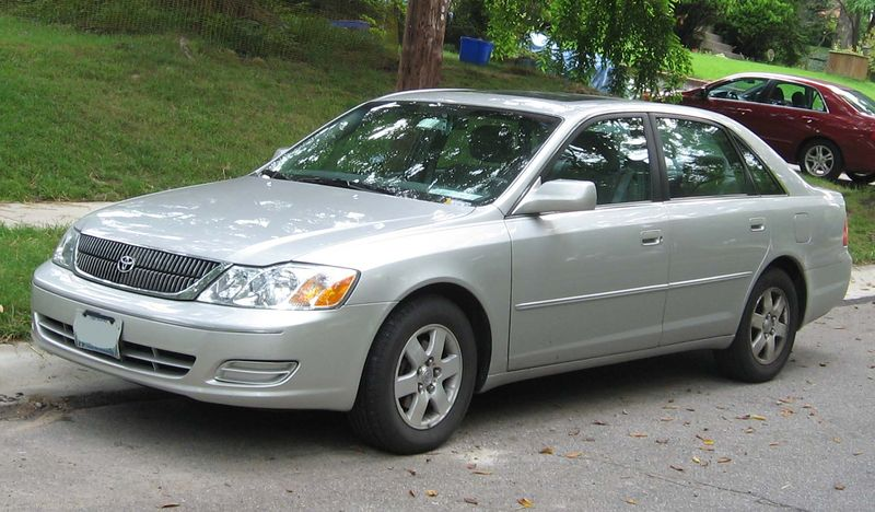 Used Toyota Avalons For Sale In Rhode Island Or Massachusetts
