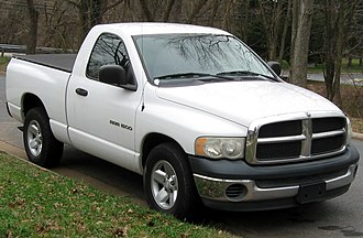 Ram Pickup - Ram 1500 Regular Cab