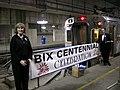 20030504 03 Leah & Michael Bezin CSS Randolph St. Station (5765792745).jpg