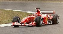 2003 British Grand Prix, Silverstone Circuit (27321856077).jpg