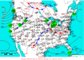 2005-05-19 Surface Weather Map NOAA.png