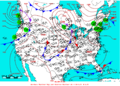 2005-05-22 Surface Weather Map NOAA.png