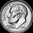 10 цента аверс