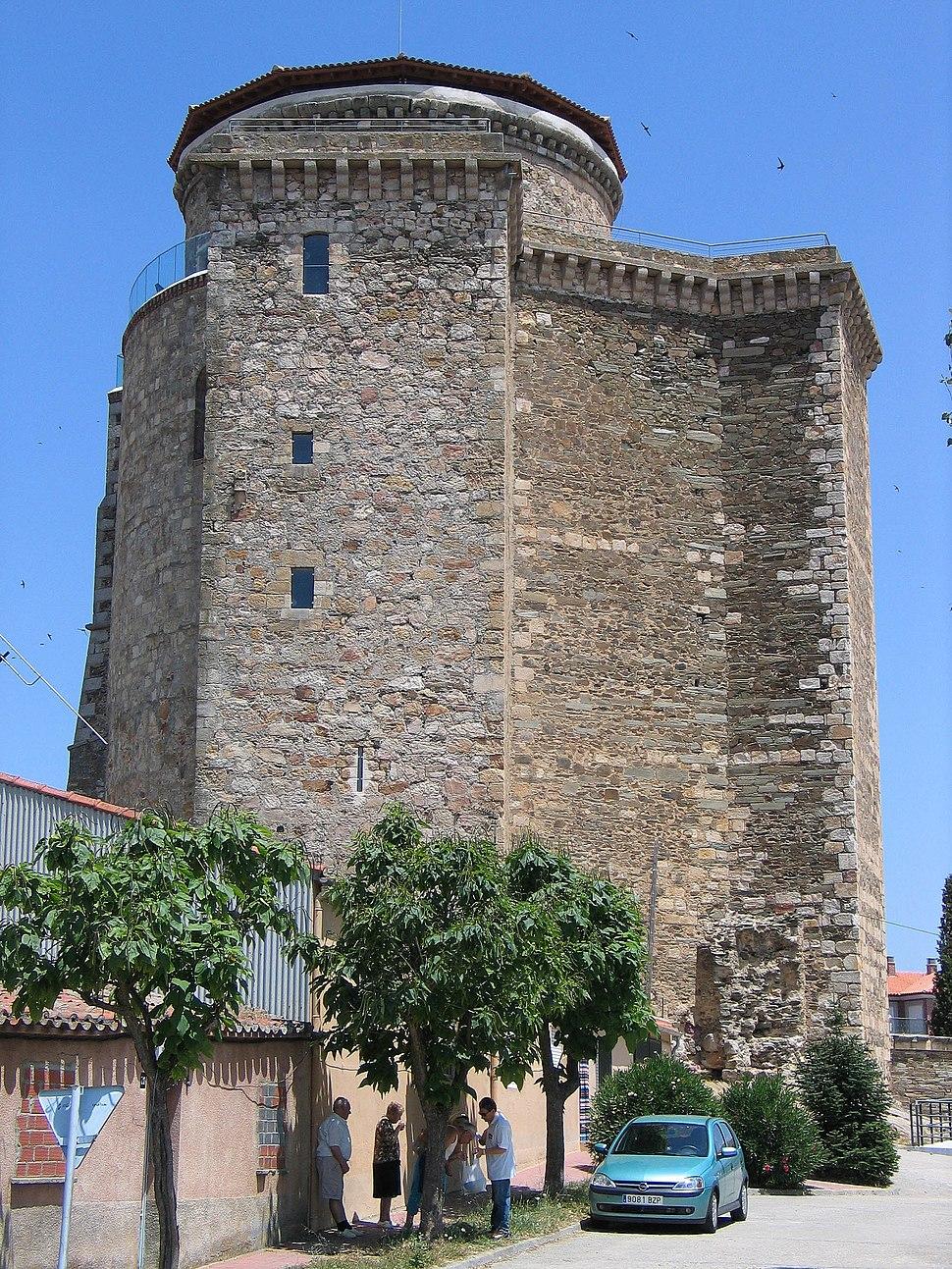20060706-Alba de Tormes Torre