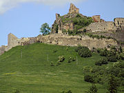 Ruins of Kőhalom Castle