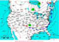 2007-07-12 Surface Weather Map NOAA.png