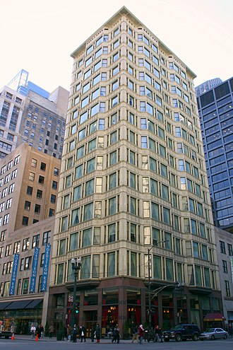 State Street (Chicago) - Reliance Building (1890), 32 N. State Street