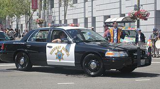 Highway patrol - California Highway Patrol