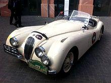 jaguar xk120 wikipedia hayward 1954 jaguar xk120 this 1950 xk120 won a coupe des alpes and a coupe d'or
