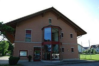 Gurbrü - Municipal administration building