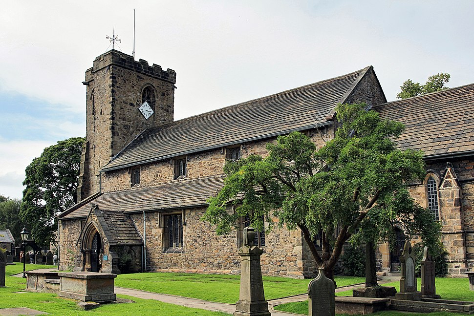 2012 07 24 Whalley St. Mary's 13