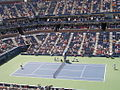 2012 US Open Novak Đ vs Rogerio D. Silva1.jpg