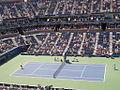 2012 US Open Novak Đ vs Rogerio D. Silva1.jpg