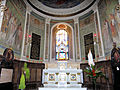 2013 Altar of Płock Cathedral - 05.jpg