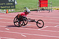 2013 IPC Athletics World Championships - 26072013 - Catherine Debrunner of Switzerland during the Women's 400M - T53 second semifinal 1.jpg