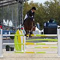 2013 Longines Global Champions - Lausanne - 14-09-2013 - Agathe Vacher et Careena 4.jpg