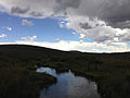 2014-08-19 13 06 51 View south up the Owyhee River south of Wild Horse Reservoir.JPG