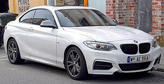 BMW coupes