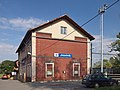 2014 Jistebník, Stacja kolejowa 02.jpg