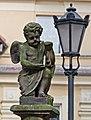 2014 Kłodzko, posąg św. Jana Nepomucena, 05.JPG