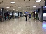 2015-04-13 23 45 09 View toward the outer end of Concourse C at Salt Lake City International Airport, Utah.jpg